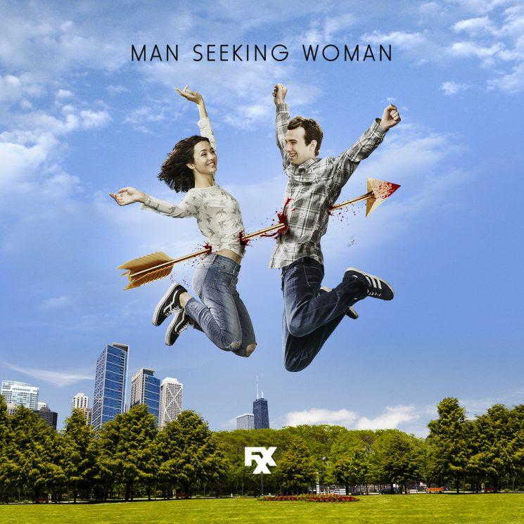Men seeking women blank page