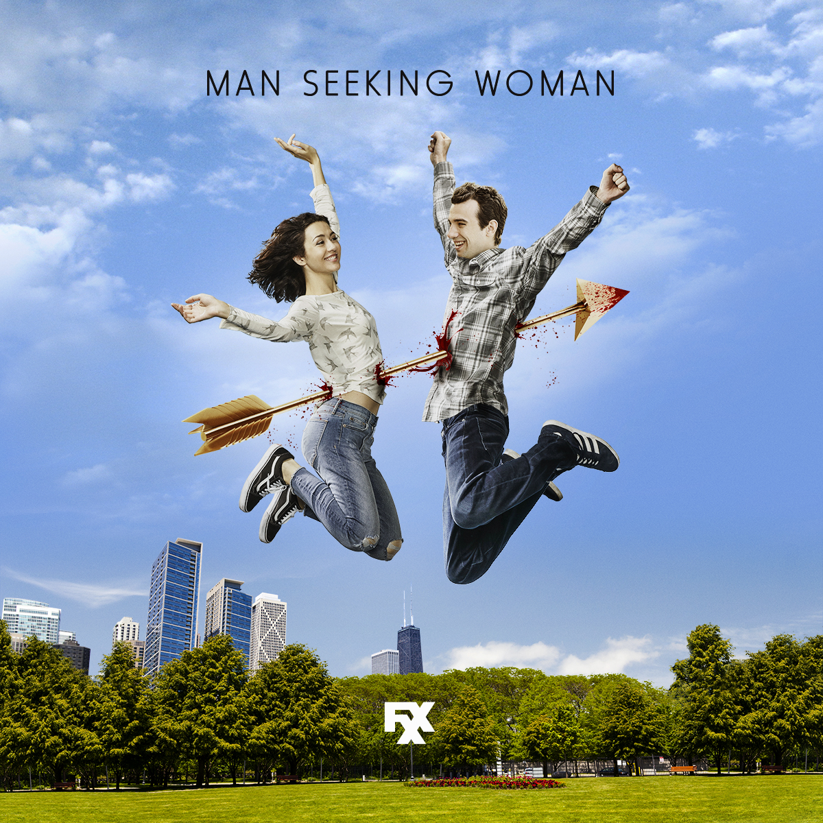 Man seeking women season 1