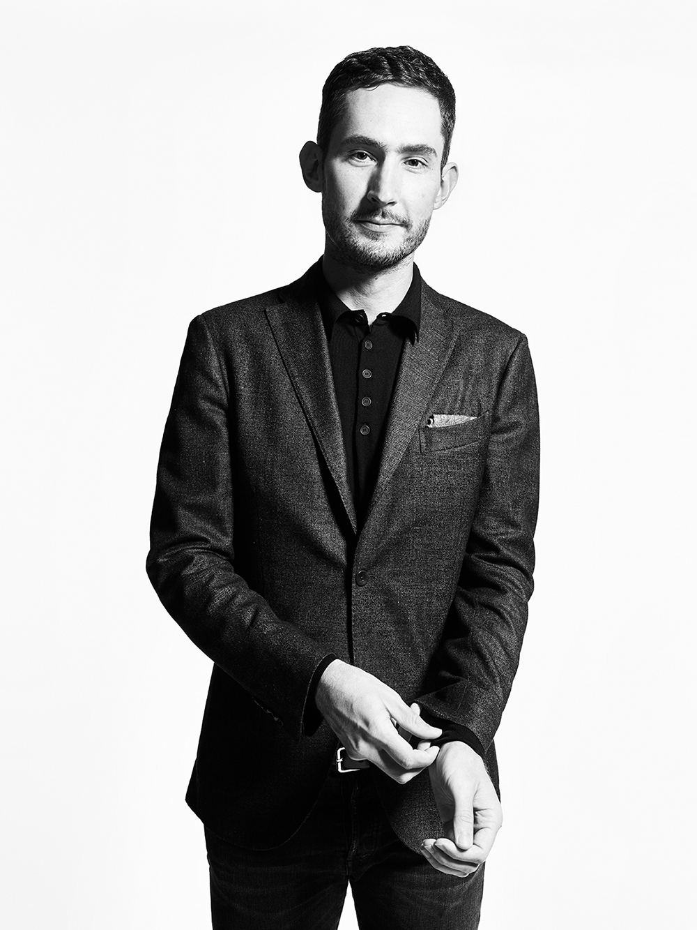 Art Streiber Photographs Instagram CEO Kevin Systrom And